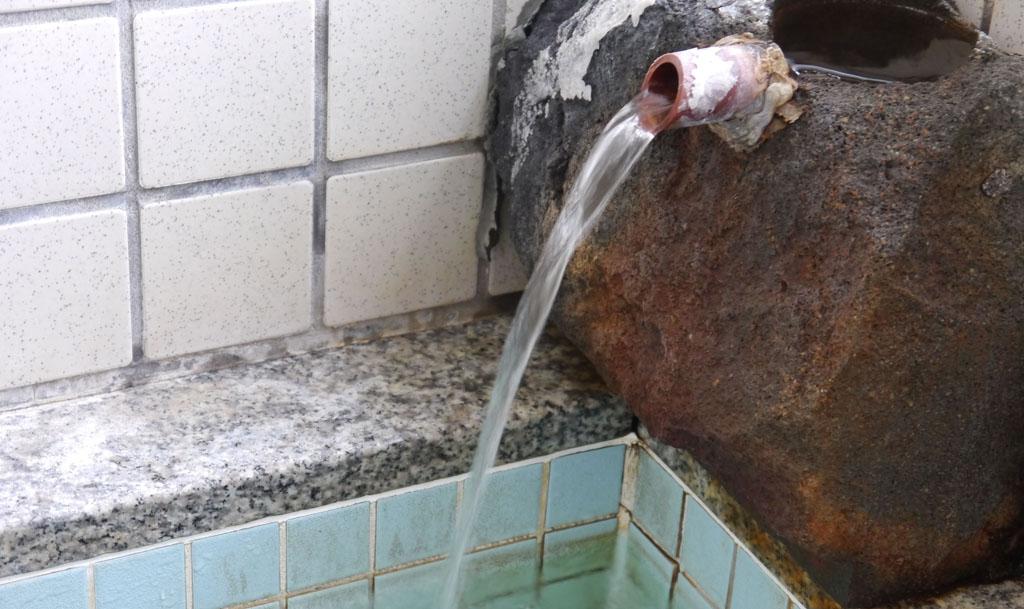 女風呂(源泉かけ流し)