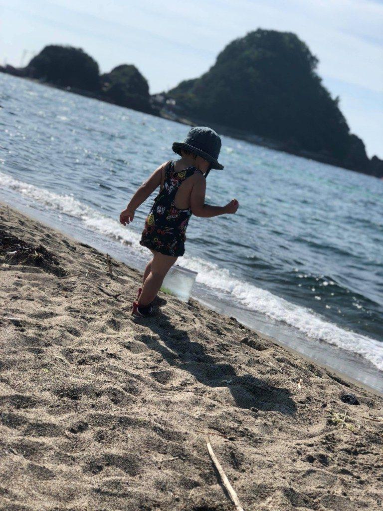 由良砂浜004