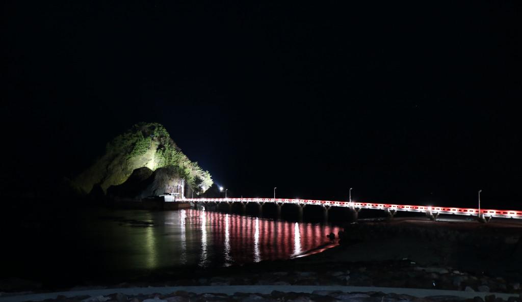 ライトアップ2